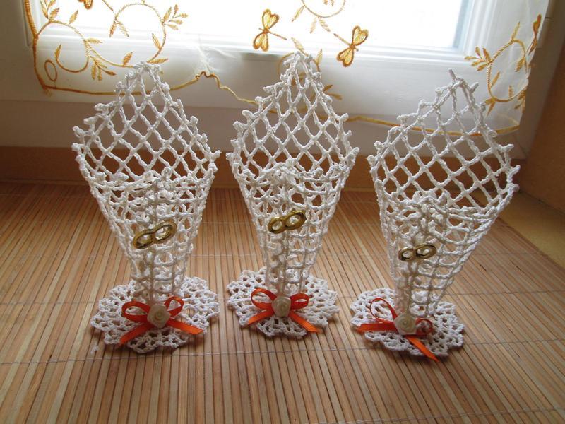 Crochet bapteme mariage communion page 3 - Bonbonniere plastique pas cher ...